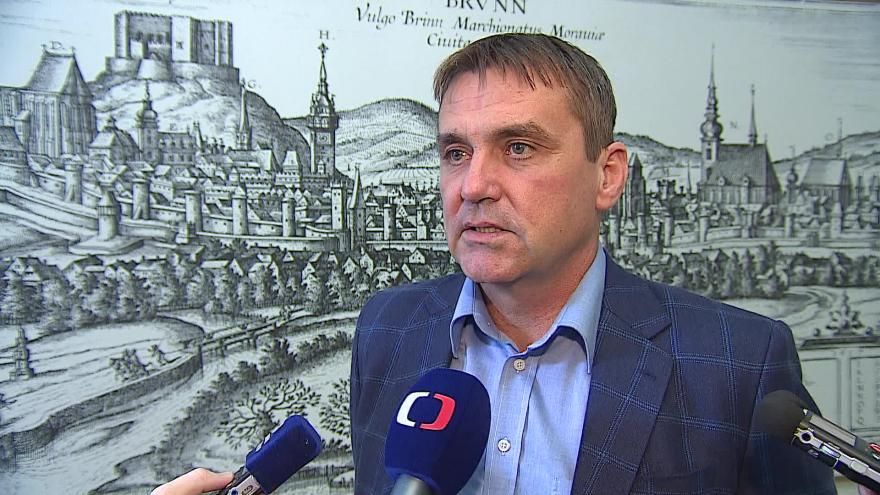 Video Primátor Brna Petr Vokřál (ANO) hovoří o koupi BVV