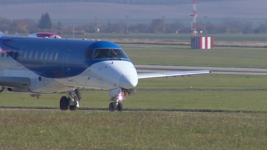 Video Bez komentáře: Představení letadla pro linku Brno - Mnichov