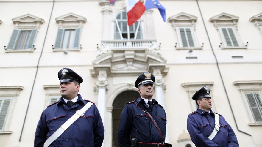 Video Rozsáhlá mafiánská síť v administrativě italské metropole