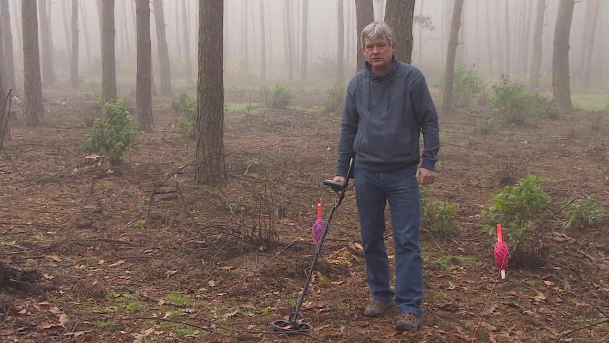 Video Pyrotechnik firmy Borgata Jiří Chládek o čištění Bořího lesa