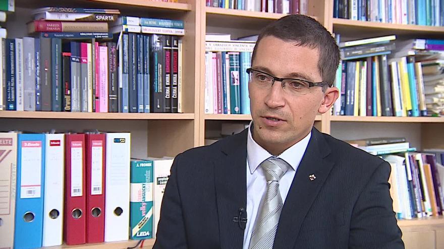 Video Politolog Stanislav Balík hovoří o problému hnutí ANO