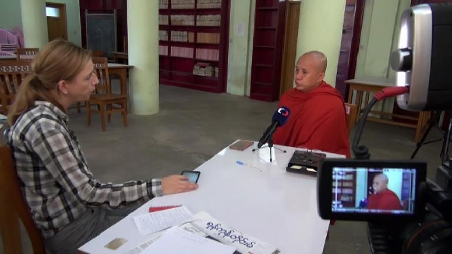 Video Události: Barmští radikální buddhisté šíří nenávist vůči menšinám