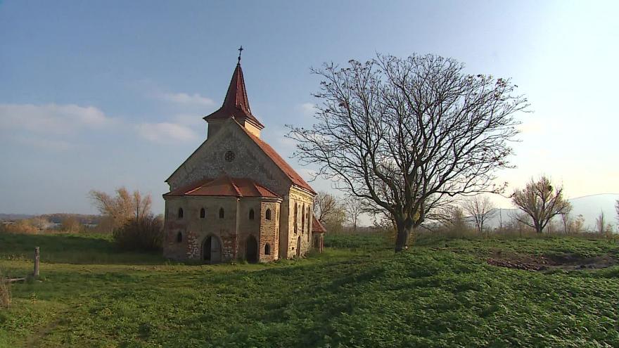 Video Bez komentáře: Mušovský kostel svatého Linharta