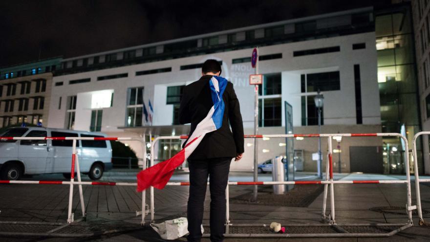 Video Bezpečnostní analytik Kraus k útokům v Paříži