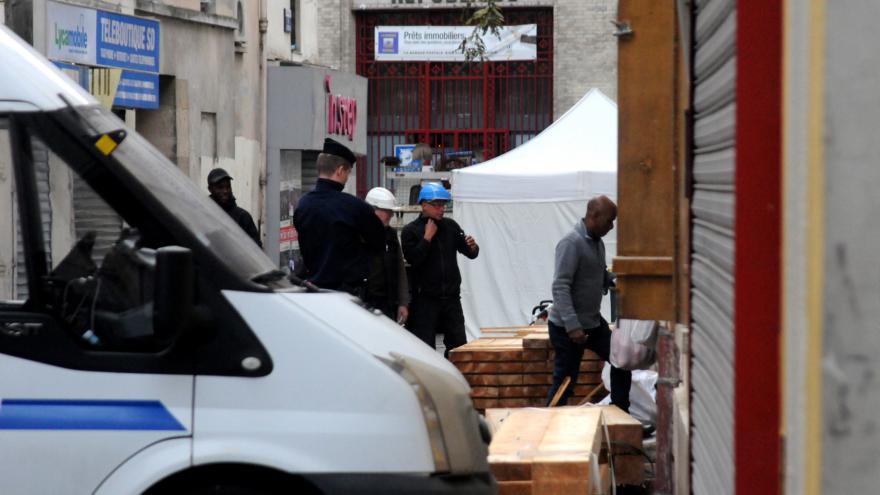 Video Policie našla v bytě islamistů další tělo