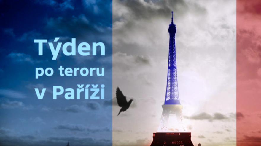 Video Speciál ČT24: Týden po pařížských atentátech