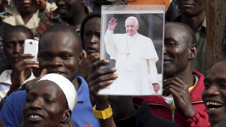 Video Papež František na cestě po Africe
