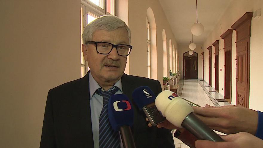 Video Státní zástupce Ilja Khain o rozhodnutí soudu