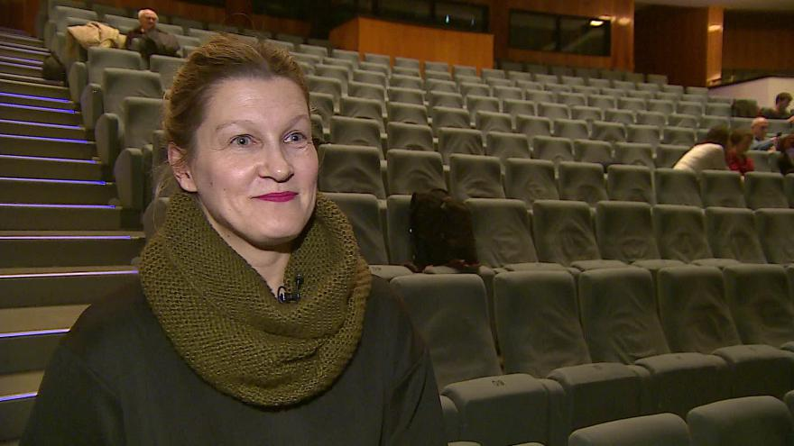 Video Scénografka Eva Jiřikovská o kulisách Hubičky