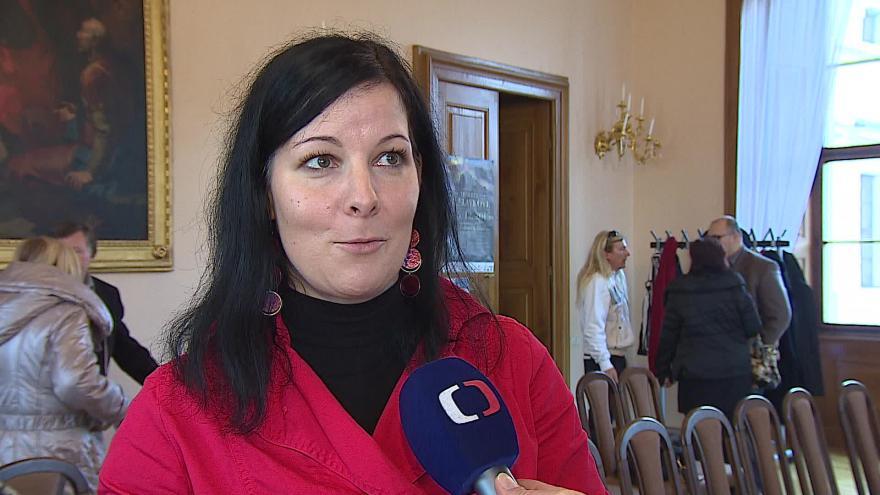 Video Ředitelka Zámku Slavkov Eva Oubělická o vzpomínkových akcích
