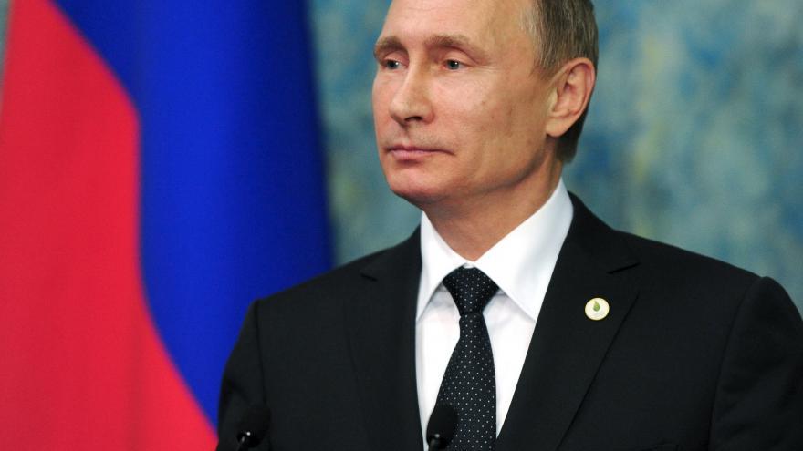 Video Zpravodaj ČT Karas: Putin ve svém projevu zcela vynechal Krym