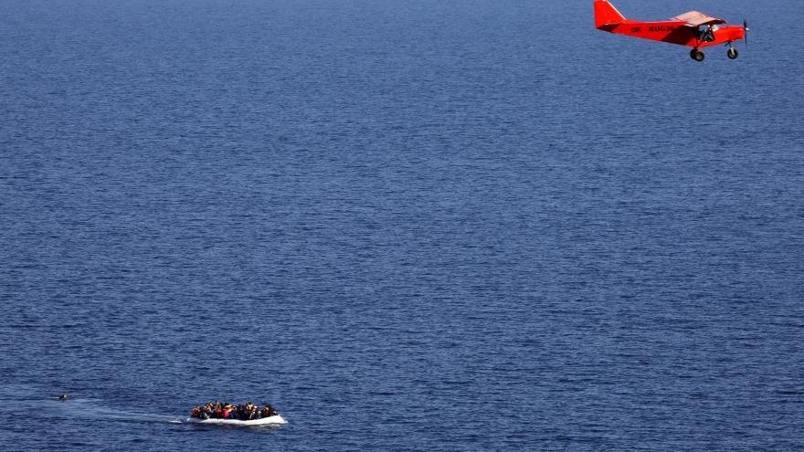 Video Pobřežní a pohranoční stráž přebírá funkci Frontexu