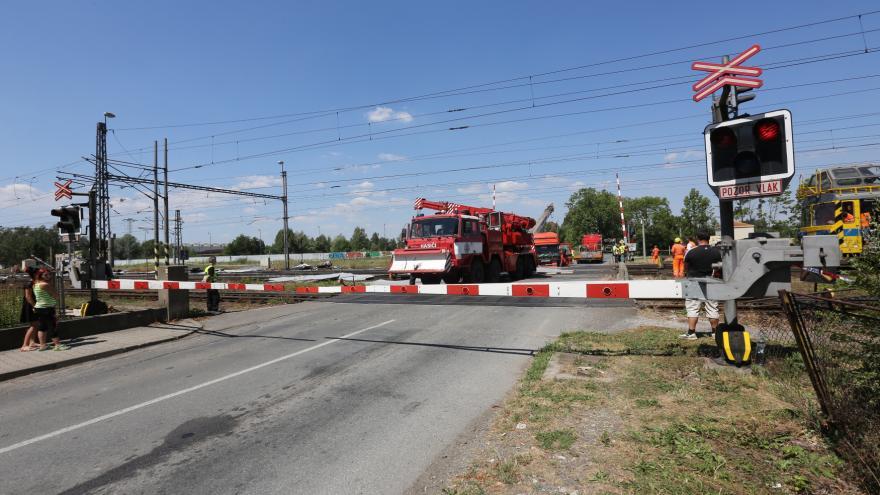 Video 90' ČT24 - Tragická nehoda ve Studénce