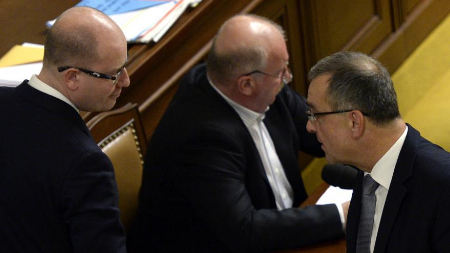 Video ŽIVĚ: Poslanci rozhodují o státním rozpočtu na rok 2016