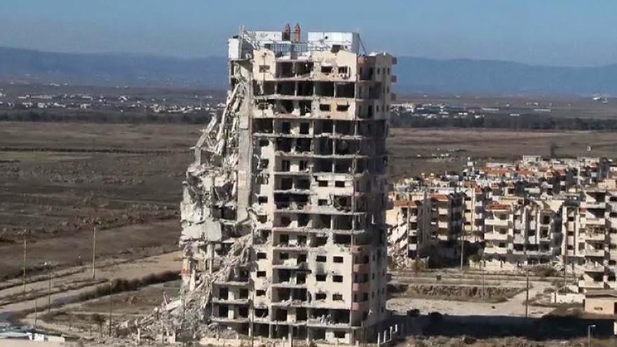 Video Události: Homs se vrací do Asadových rukou