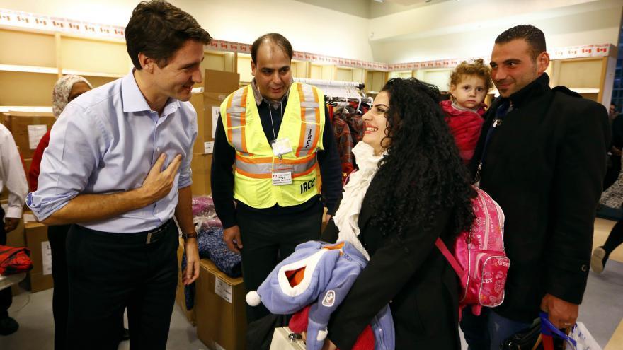 Video Trudeau: Učíme svět, jak otevřít srdce a přivítat ty, kdo prchají v obtížné situaci