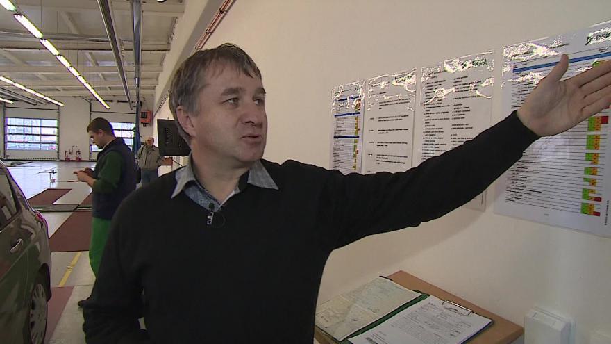 Video Ředitel STK Brno Antonín Franc o novém systému kontroly