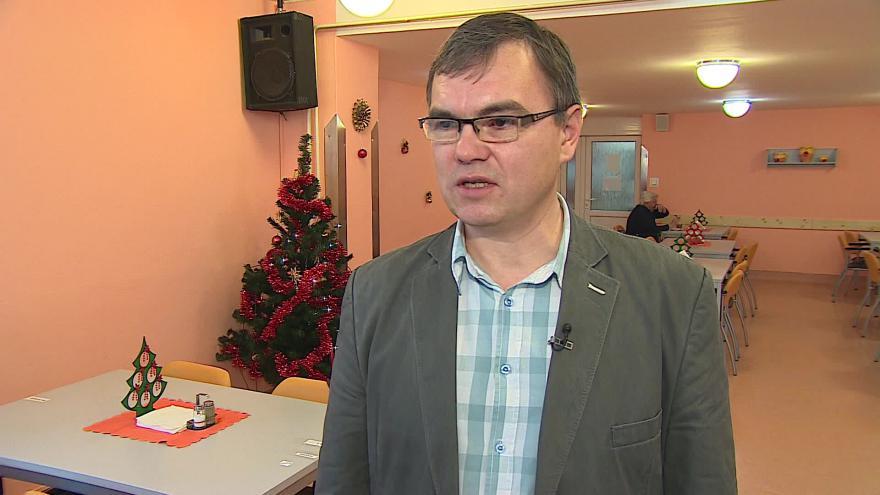 Video Ředitel břeclavského domova David Malinkovič o Vánocích