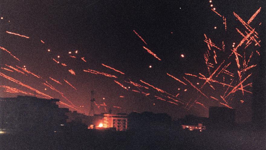 Video Před 25 lety začala válka v Perském zálivu