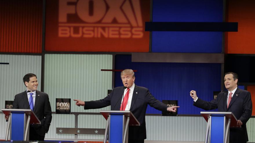 Video Řezníček: Vůdcem debaty byl Trump