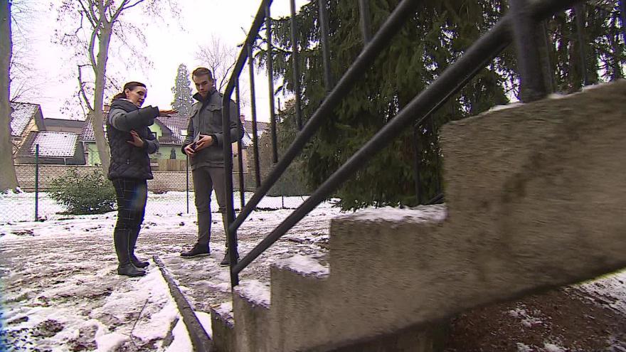 Video O novém nájezdu hovoří starostka Fajnorová