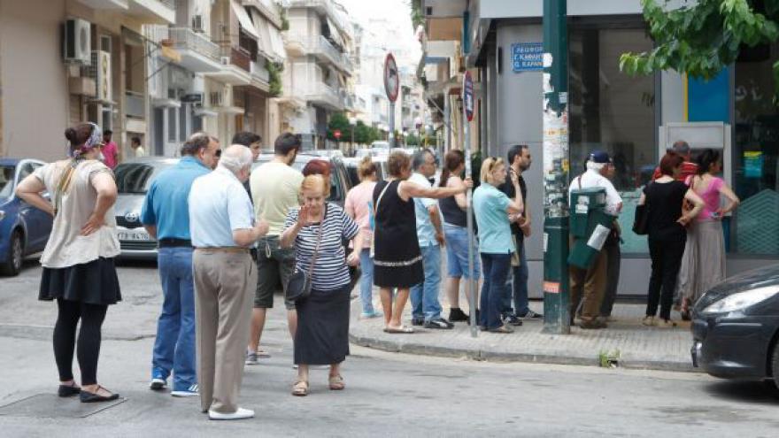 Video Řekové budou o návrhu věřitelů hlasovat v referendu