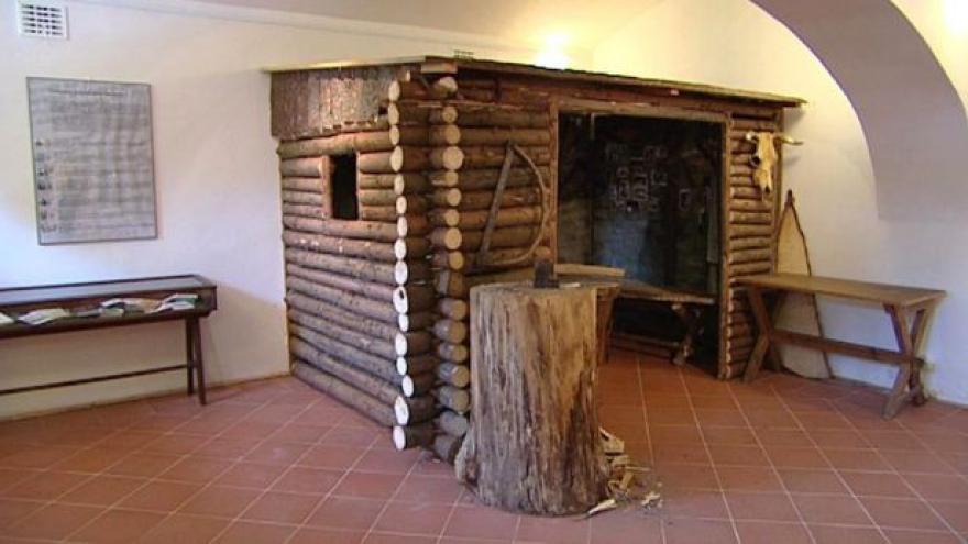 Video Výstava v Jílovém představuje historii i současnost trempingu