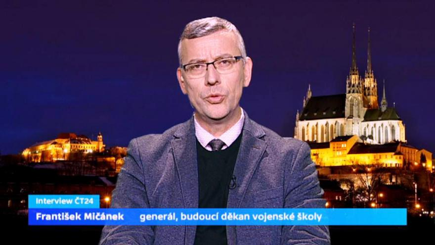 Video Interview ČT24