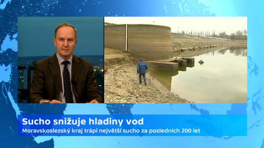 Video Čestmír Vlček: Bez přehrad se v budoucnu neobejdeme