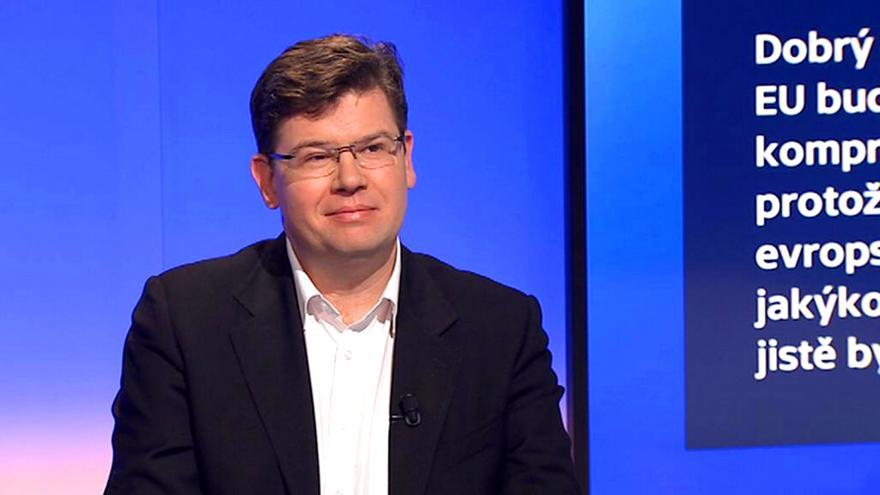 Video Jiří Pospíšil hostem Interview ČT24