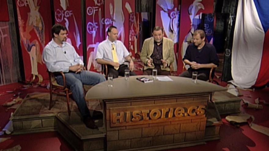 Video Nepolitická politika: Rozpad OF