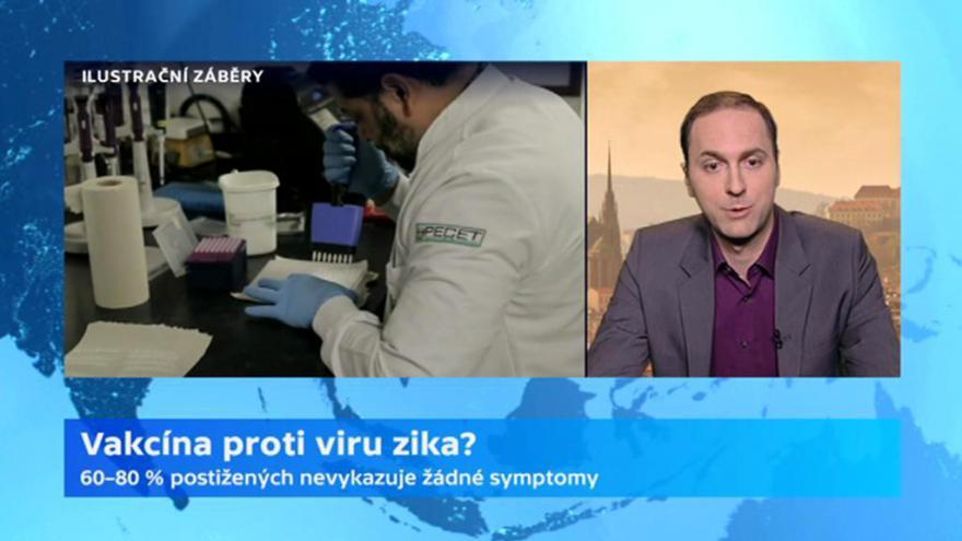 Video Testování viru zika