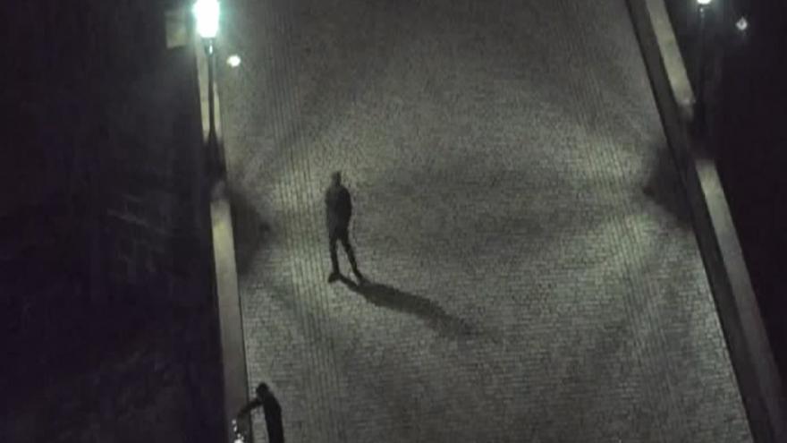 Video Incident natočily bezpečnostní kamery