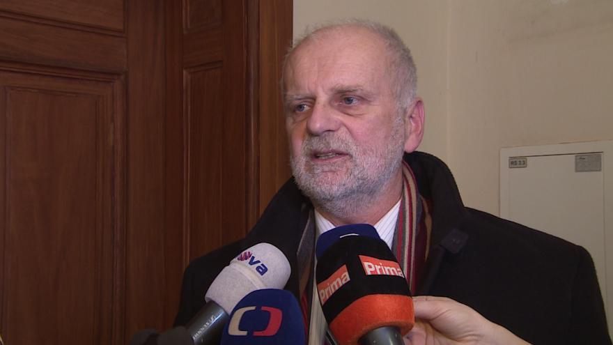 """Video """"Záchranáři postupovali správně,"""" trvá na svém ředitel Milan Klusák"""