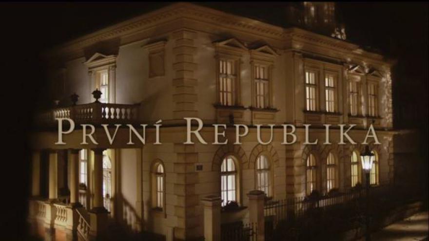 Video UPOUTÁVKA: První republika od 17. 1. na ČT1