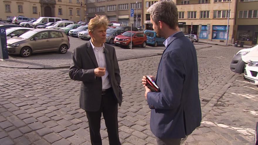 Video Michal Sedláček hovoří o své vizi a územním plánu města
