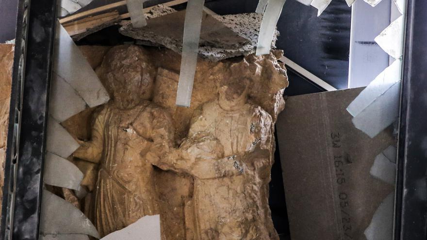 Video Boje o Palmýru