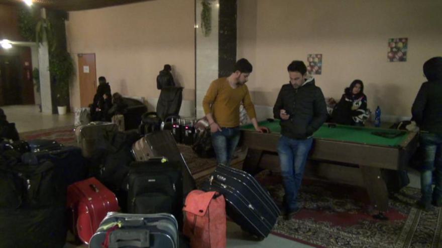 Video Dalších 16 křesťanských Iráčanů zřejmě zamíří do vlasti