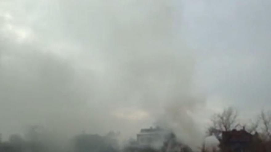 Video Vědci měřili úroveň znečištění vzduchu na Ostravsku