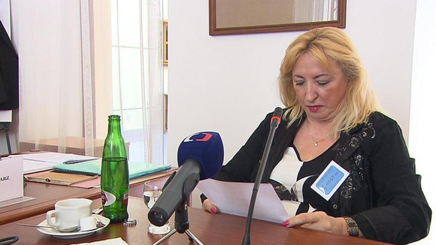 Video Dagmar Máchová už nebude řešit trestní případy