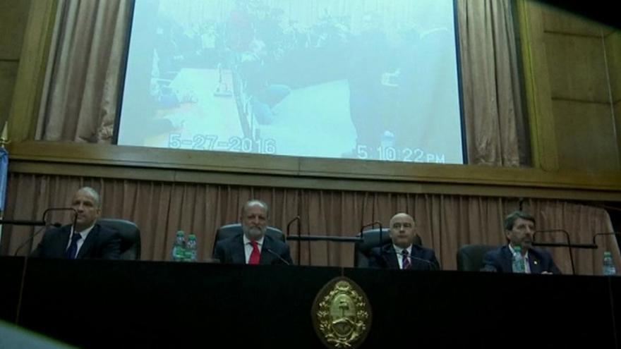 Video Verdikt kvůli Operaci Cóndro: Bývalé jihoamerické důstojníky poslal soud až na 25 let do vězení