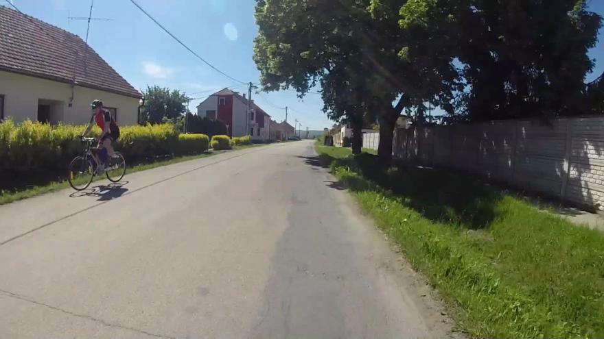 Video Bez komentáře: S kamerou cyklostezkou Brno - Vídeň