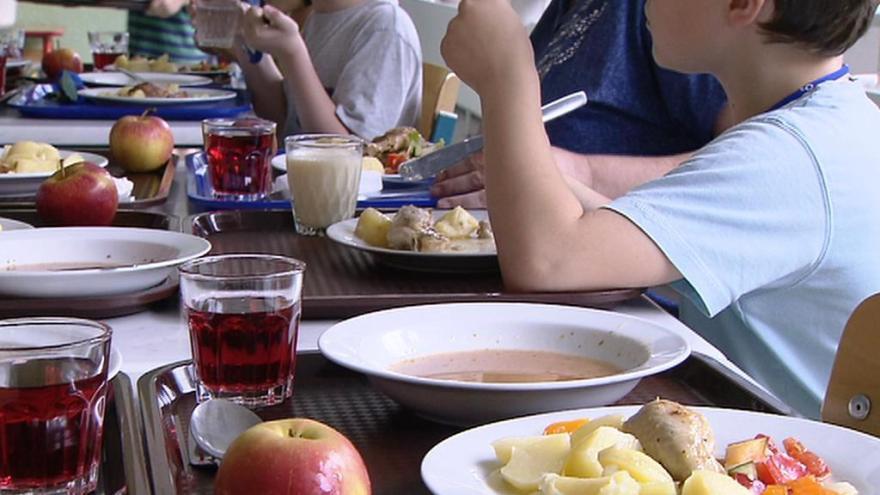 Video Bakterie ve školních jídelnách