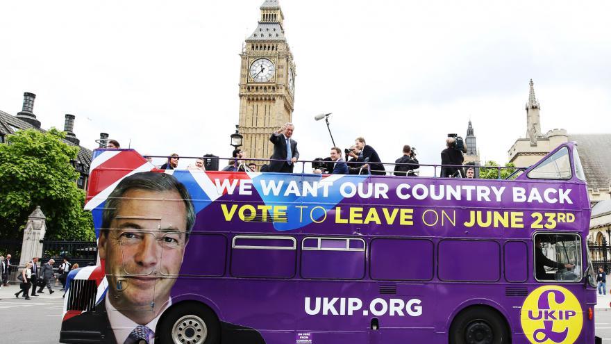 Video Tomášek o vystoupení Británie z EU