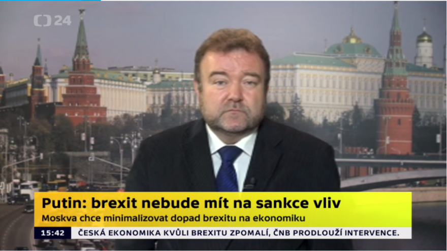 Video Ruská reakce na britské hlasování
