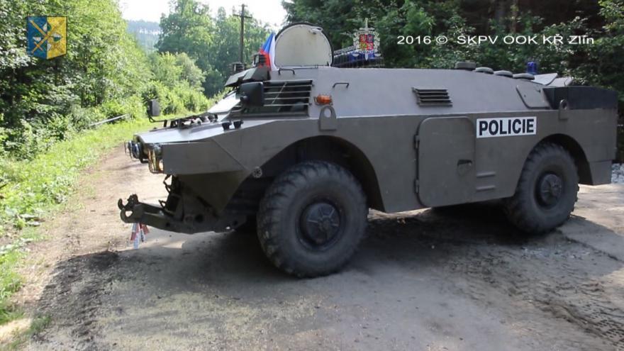 Video OBRAZEM: Aktuální situace ve Vrběticích