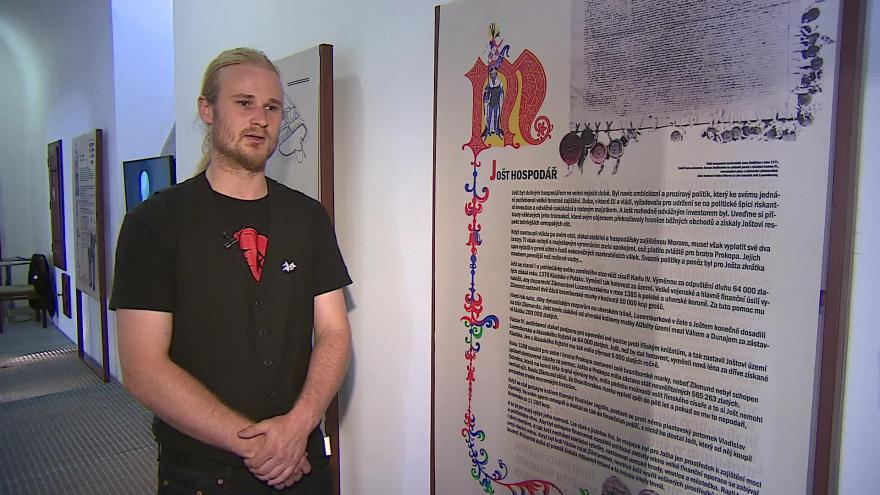 Video Historik Ctibor Ostrý hovoří o Joštovi Moravském
