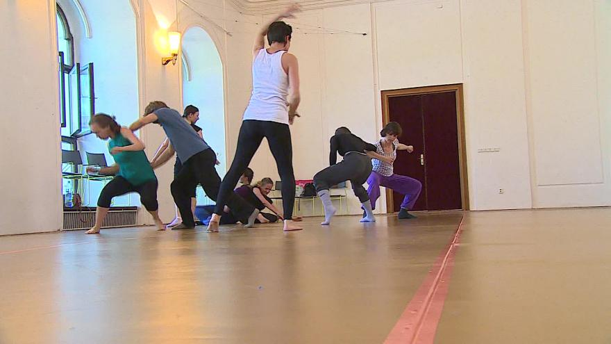 Video Bez komentáře: taneční workshopy lákají profesionály i laiky