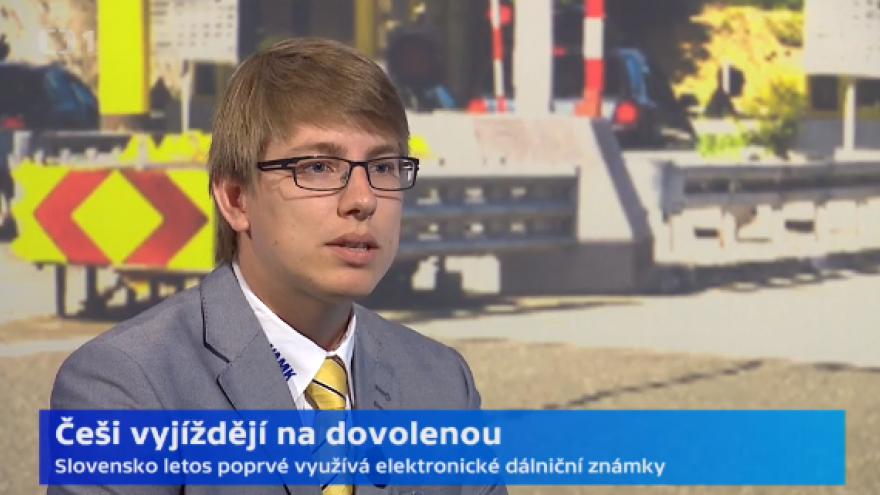 Video Češi vyjíždějí na dovolenou