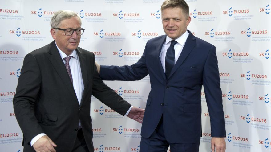 Video Reportáž: Slovensko se ujímá evropského předsednictví